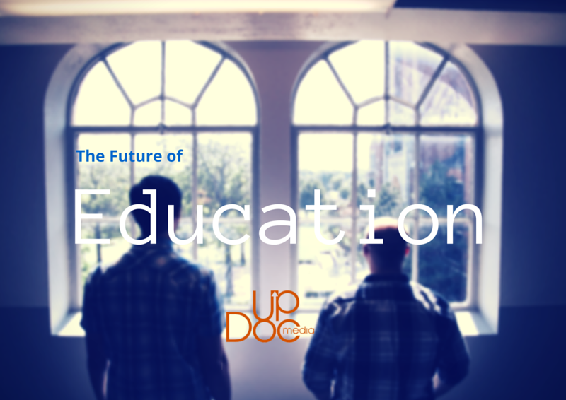 future of education blog post by ben fung on updoc media