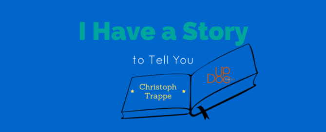 marketing and story telling w/ Christoph Trappe on Therapy insiders podcast