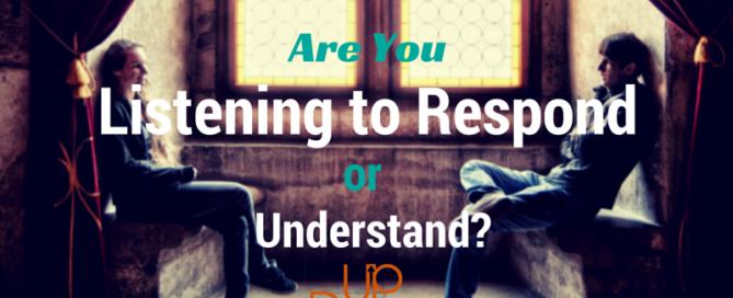 listening skills and communication