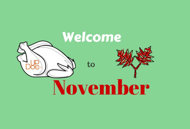 updoc media november welcome