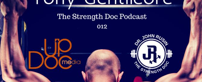 updoc media John Rusin Podcast