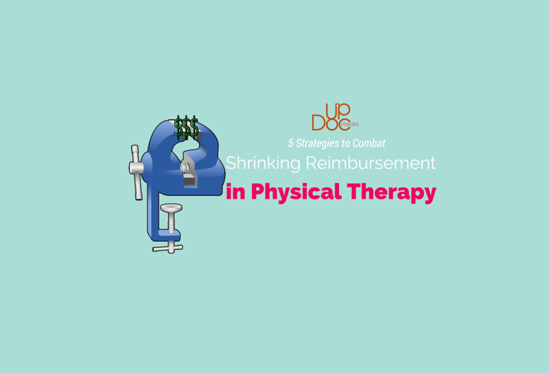 how to decrease reimbursement in physical therapy