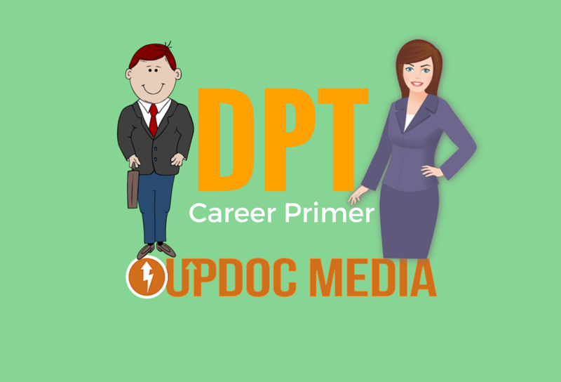 DPT career primer to grow your career via updocmedia by Dr. Ben Fung