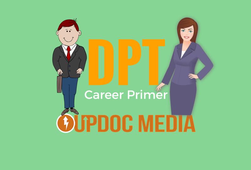 DPT career primer to grow your career via updocmedia by Dr. Ben Fung