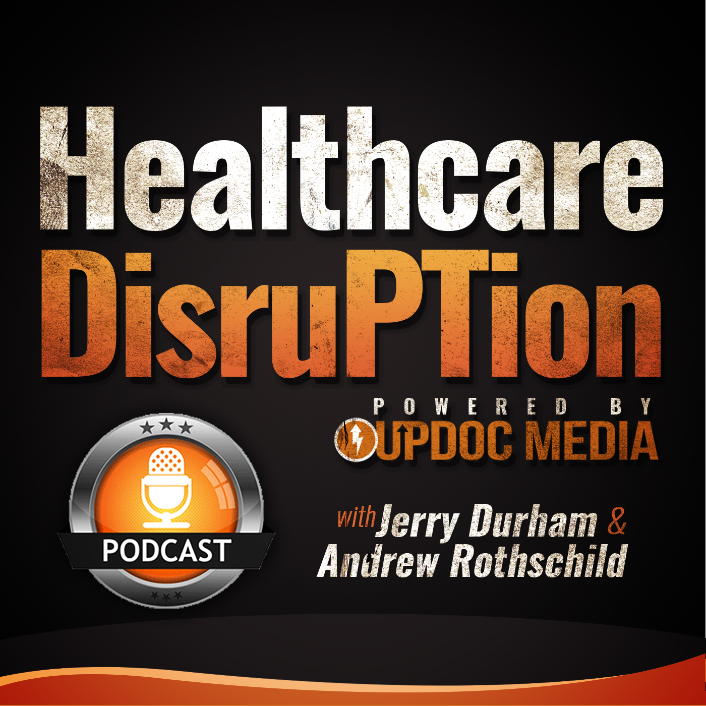 Healthcare DisruPTion interview Matt Watkinson