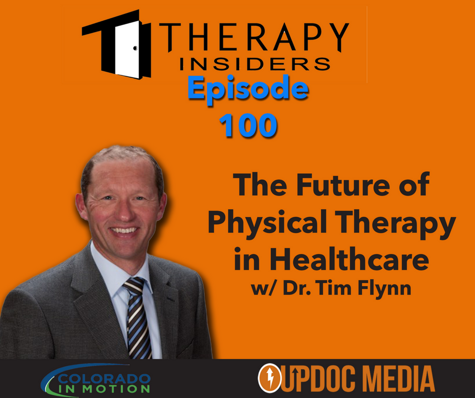 Dr. Tim Flynn on therapy insiders podcast