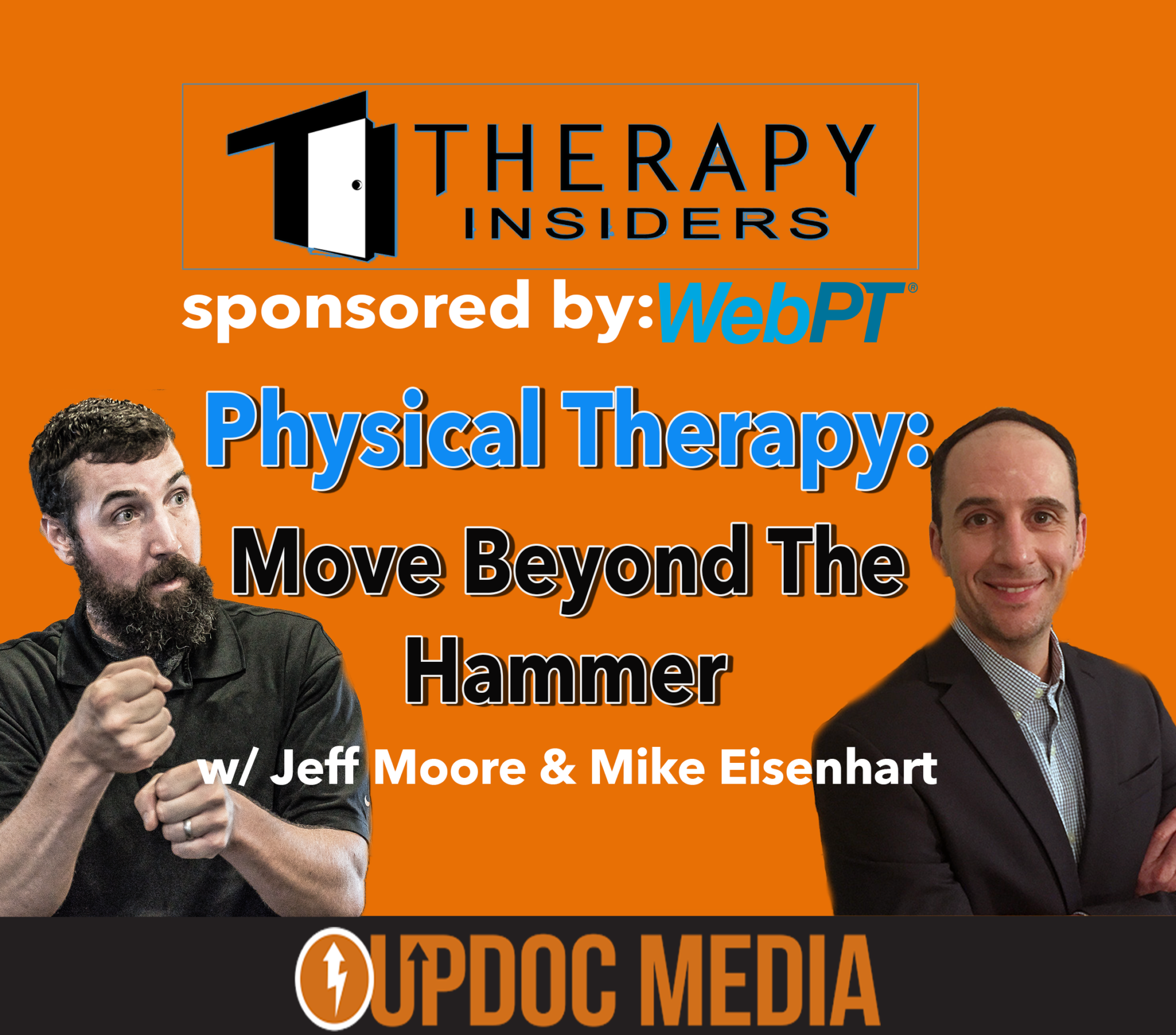 Physical therapy podcast therapy insiders