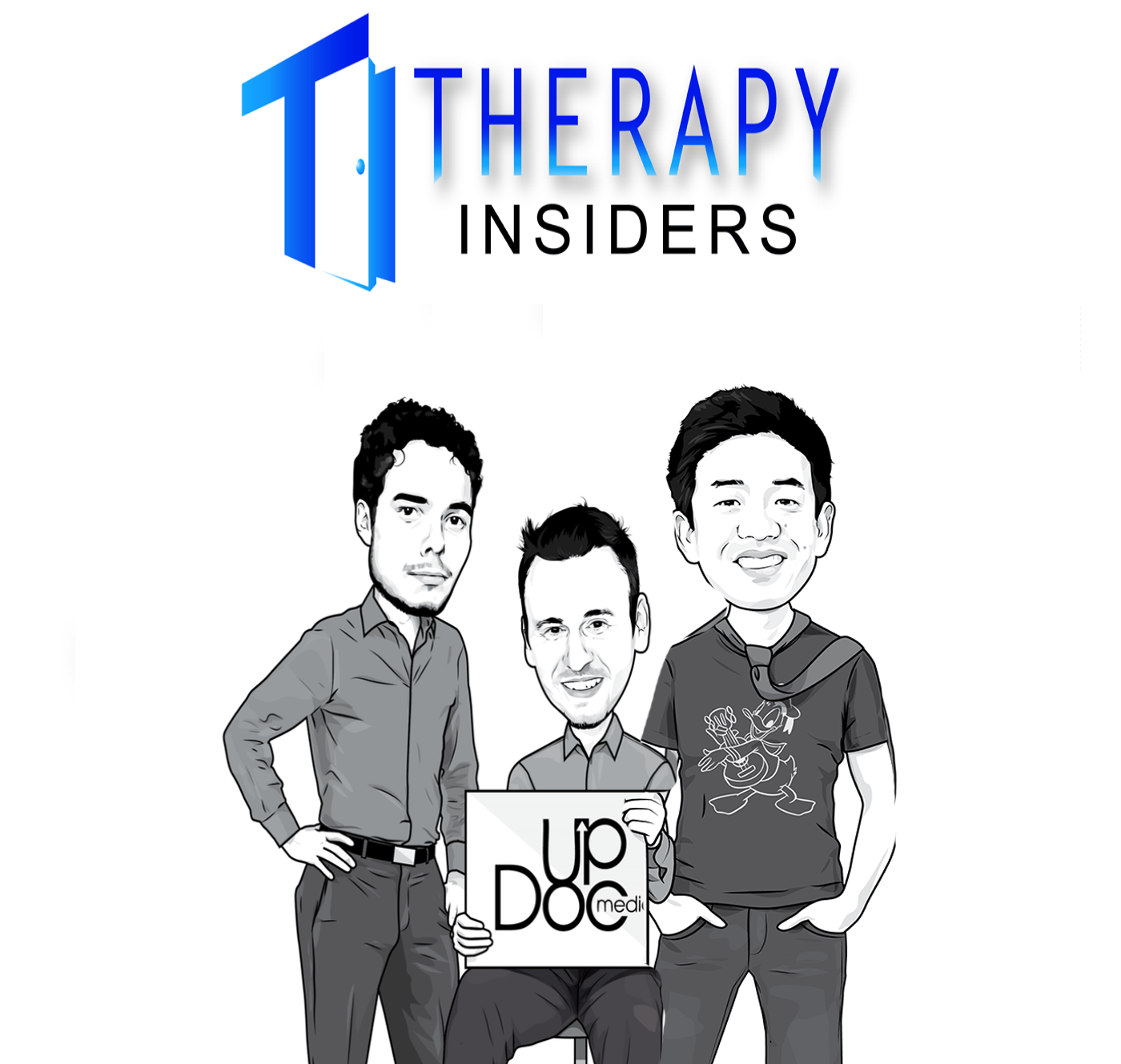 The Therapy Insiders podcast with Dr. Gene Shirokobrod, Dr. Joe Palmer, Dr. Ben Fung — talking the business of rehab therapy and beyond along with interviews of best selling authors and industry leaders, inside and outside of the healthcare industry.